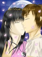 GreecexJapan The Birth of a Secret Cover by aqua-violet97