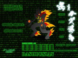 FUSE-corp: Dashdusian by juug