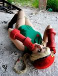 Cammy White Street Fighter IV by AsakuraYumiChan