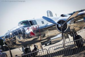 B-25J Mitchell by DrAndrei