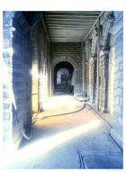 Corridor of past hope by Swaroop