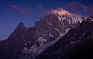 First rays at 4810,90m by vincentfavre
