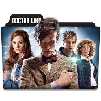 Doctor Who : TV Series Folder Icon v8 by DYIDDO