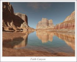 Faith Canyon by sandpiper6
