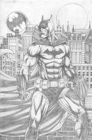 BatMan by c-crain