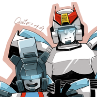Jazz and Prowl~ by Cassielaurad