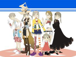 Team Maka by S-J-B