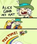 grab my hat by briannacherrygarcia