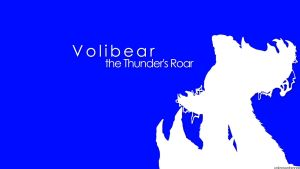 Volibear - the Thunder's Roar 1920x1080 Wallpaper by UnknownBronze