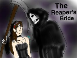 New Project: The Reaper's Bride by BlackDragon-Studios