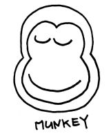Munnimals: Munkey by Jompie