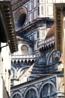 Florence roofs by Mirum-Numenis