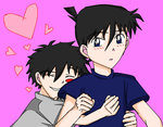 DC - Brotherly Love COLOR by mimidan