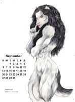 September by Dracowhip