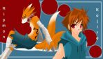 Digimon PSP Background by kaizer33226