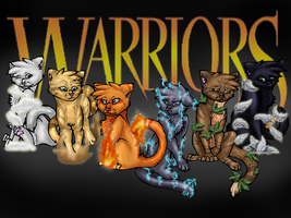 Warrior Cats Element Entry by mmoollyy10