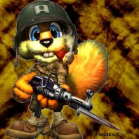 Conker by FrozenX