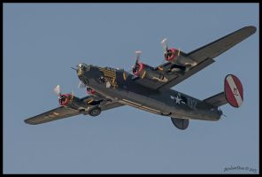 Witchcraft B-24 2013 by AirshowDave