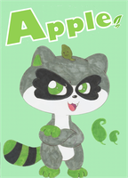 Sour Apple by Alice-of-Africa