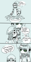 not so rough life by Densetsugin