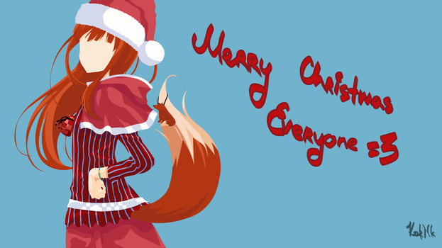Holo - Christmas special by TheKorNk