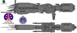 USS Sulaco by bagera3005