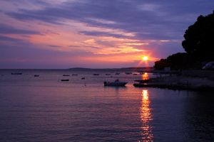 Sunset in Croatia 1. by TomZoy