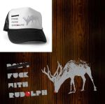 rudolph - trucker hat design by RoyalBlade