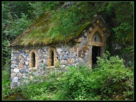 Little chapel in France by Rob1962