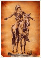 Appeal to the Great Spirit by merrilee