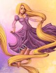 Rapunzel by daniellesylvan