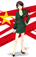 APH: North Vietnam Design by MOLD123