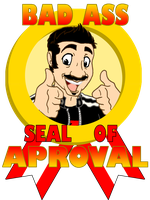 Angry Joe: Bad ass seal by BD-Ghis