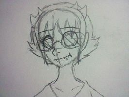 Sollux Captor (more old bad stuff.) by Uziria123