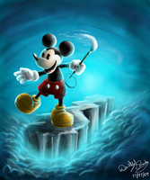 Epic Mickey by nintendo-jr