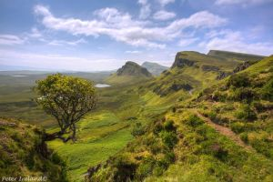 Trotternish Ridge by Pistolpete2007
