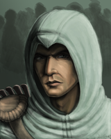 Altair Ibn-La'Ahad by Bampire