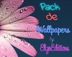 +Mega Pack de Wallpapers by ElizaEdiitions