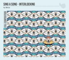Sing A Song - Interlocking Composition by Imp012