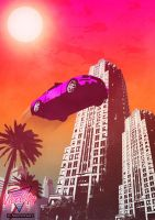 Vice City Poster by deepakgh