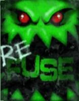 ReFuse Poster by OliZombieWeasel