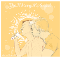 Mystrade - Good Morning my Sunshine by RedPassion