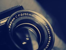 camera lens by candlecode