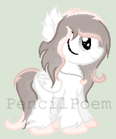 Fluffy Filly Auction :P [Closed] by PencilPoem
