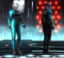 My favorite DOA outfits (Ayane C7) by DoAfanboi