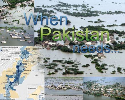 When Pakistan Needs by Shikeb
