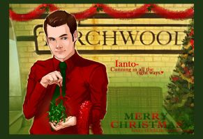Ianto Christmas by Kinky-chichi
