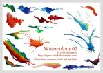 257 watercolour 02 by Tigers-stock