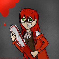 A Deadly Efficient Butler... by DunGwenLover
