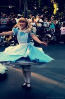 Alice in Wonderland by fernandaruiz
